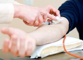 การตรวจเลือด